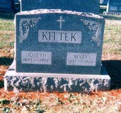 Mary <i>Jager</i> Kittek