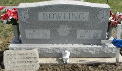 Iola A. <i>Garrison</i> Bowling