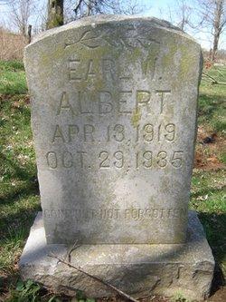 Earl William Albert