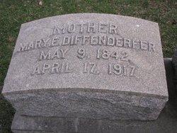 Mary E. <i>Goodman</i> Diffenderfer