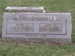 Mary E Dieffenderfer