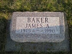 James A, Baker