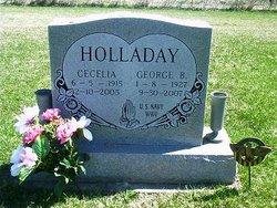 Cecelia Holladay