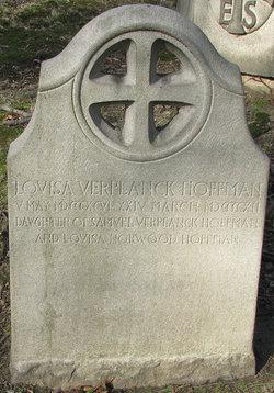 Louisa Verplanck Hoffman