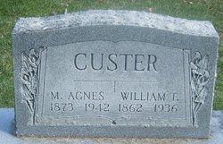 Mary Agnes <i>Headlee</i> Custer