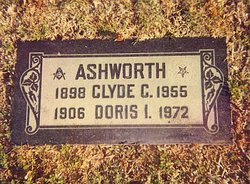 Doris Irene <i>Burke</i> Ashworth