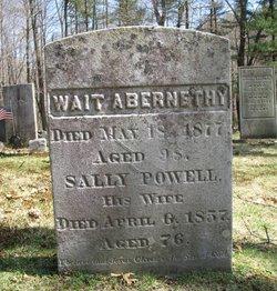 Wait Abernethy