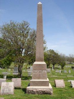 Eva Lurline <i>Pederson</i> Maxwell