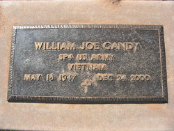 William Joe Gandy