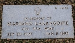 Mariano Larragoite