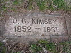 C B Kimsey