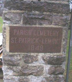 Saint Patrick Parish Cemetery