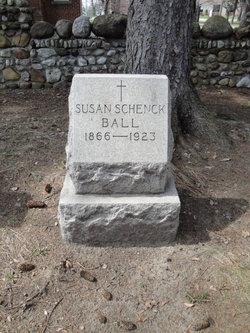 Susan <i>Schenck</i> Ball