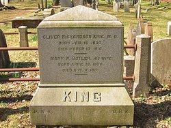 Mary W. <i>Butler</i> King