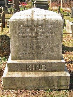 William Lewis King