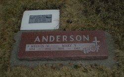Mary V Anderson