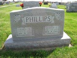 Ormel Y. Phillips