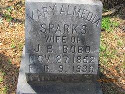Mary Almedia <i>Sparks</i> Bobo