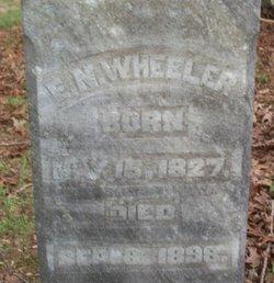 E. N. Wheeler