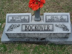 Opal G. <i>Lee</i> Bockover