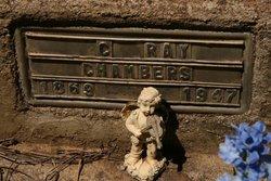 C Ray Chambers