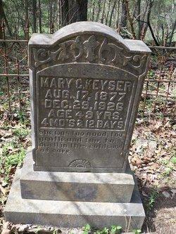 Mary Catherine <i>Keyser</i> Keyser