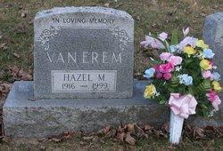 Hazel M. <i>Bernetzke</i> Van Erem