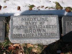 Madeline E. Brown