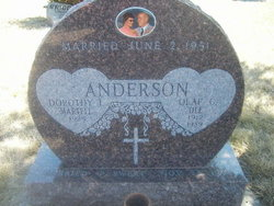 Olaf Carnagie Anderson