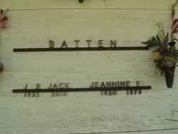 Jeannine Neenie <i>Elliot</i> Batten