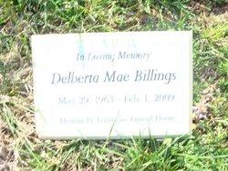 Delberta Mae Billings