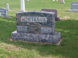 Alma Jane Jennie <i>Tharp</i> Montague