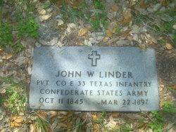 John Wesley Linder