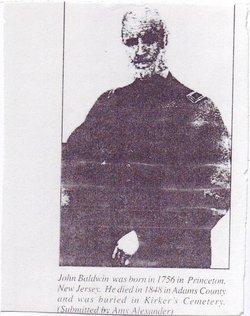 Pvt John Baldwin