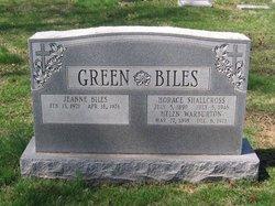 Horace Shallcross Biles