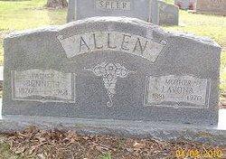 Lavona <i>Shaw</i> Allen