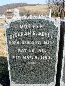 Rebekah <i>Golf</i> Abell
