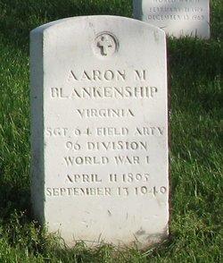 Aaron M Blankenship