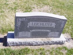 Nell Marie <i>Mapes</i> Leichliter