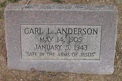 Carl L Anderson