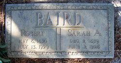Robert Baird, III