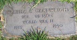 Martha C Cartwright