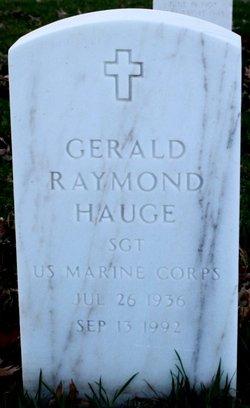 Gerald Raymond Hauge