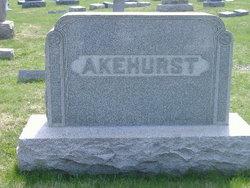Ella <i>Hare</i> Akehurst