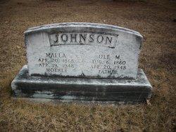 Ole M Johnson