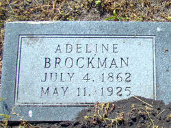 Adeline Brockman