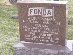Wilbur Richard Fonda