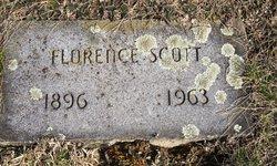 Florence <i>Green</i> Scott
