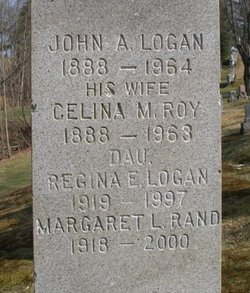Margaret <i>Logan</i> Rand