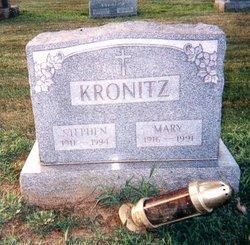 Mary J. <i>Kittek</i> Kronitz
